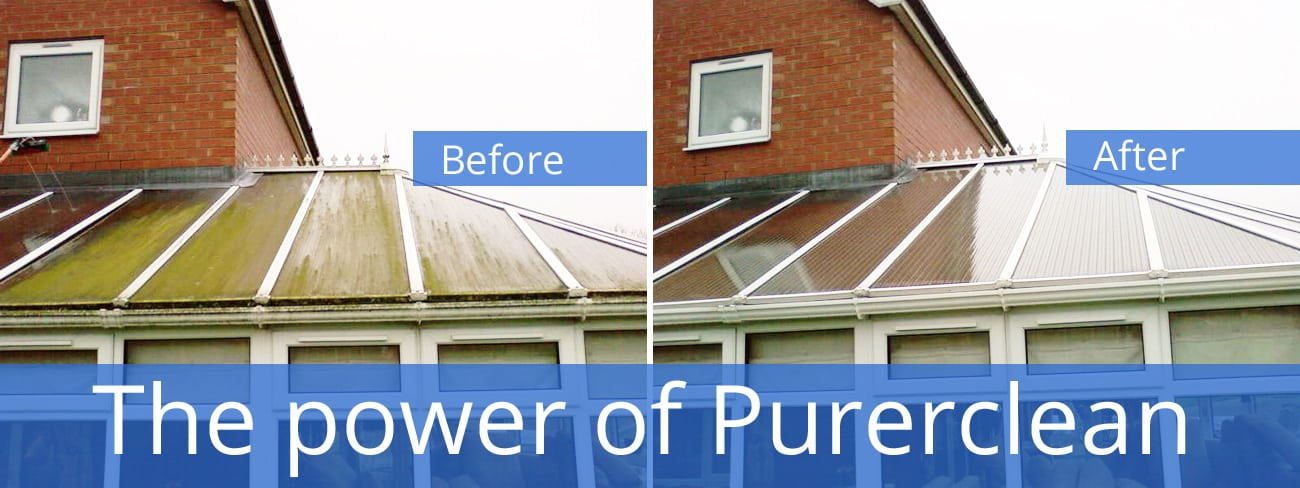 Purerclean Conservatory Cleaning