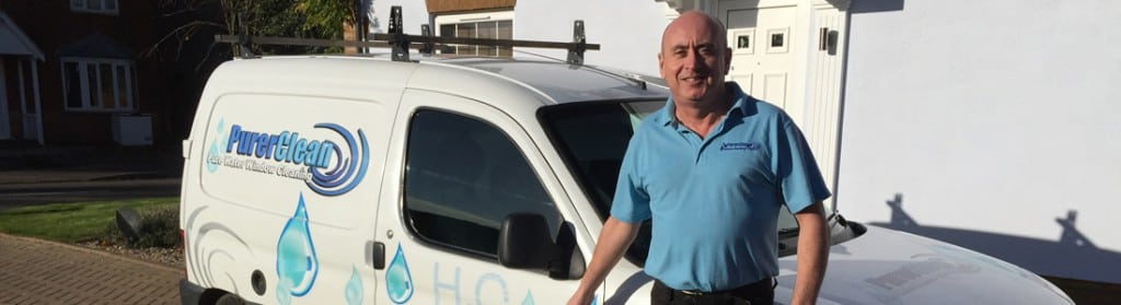 Neil Gornall - Purerclean Window Cleaners talks about Cleaner Planner
